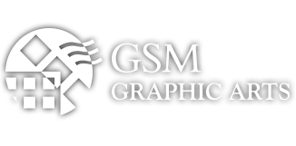 GSM Graphic Arts Logo